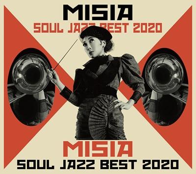 MISIA「MISIA SOUL JAZZ BEST 2020」初回限定盤A