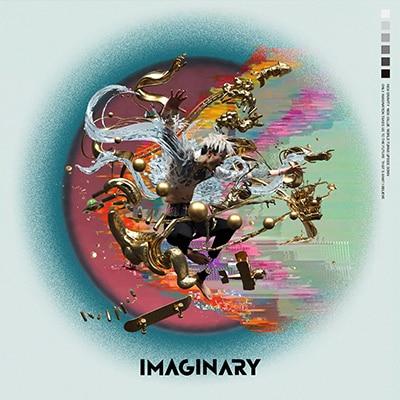 MIYAVI「Imaginary」初回限定盤A