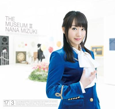 水樹奈々「THE MUSEUM III」CD+Blu-ray