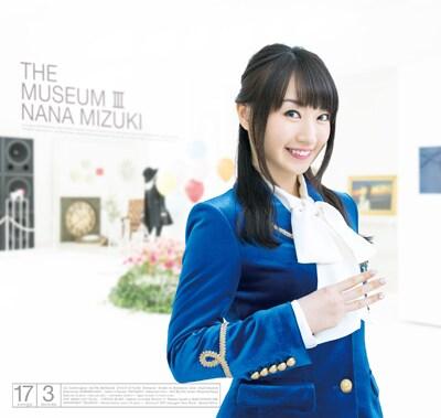 水樹奈々「THE MUSEUM III」CD+DVD