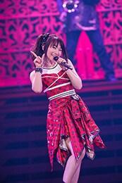水樹奈々「NANA MIZUKI LIVE GATE 2018」最終公演の様子。