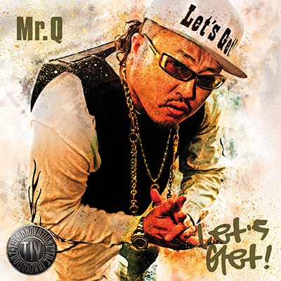 Mr.Q「Let's Get !」[CD+DVD]