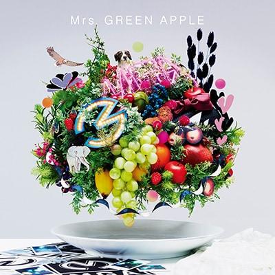 Mrs. GREEN APPLE「5」初回限定盤