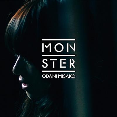 小谷美紗子「MONSTER」通常盤