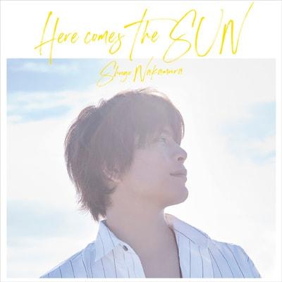 仲村宗悟「Here comes The SUN」通常盤
