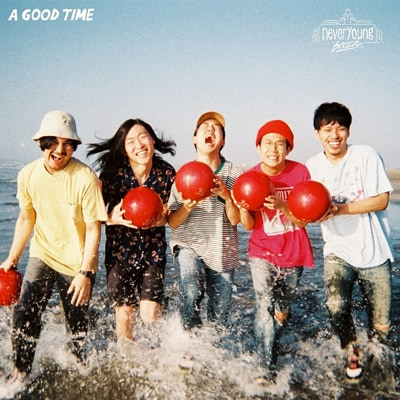 never young beach「A GOOD TIME」初回限定盤