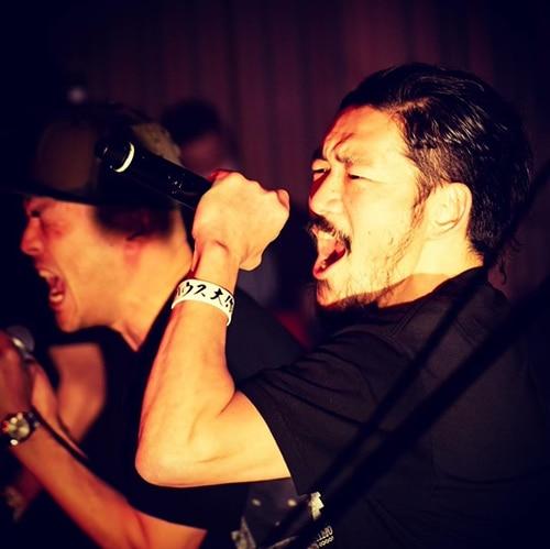 BRAHMAN feat. ILL-BOSSTINO©石橋俊治