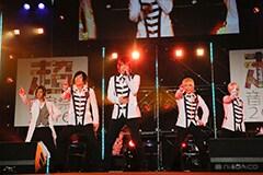 アルスマグナのライブの様子。