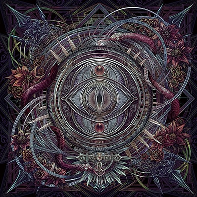 NOCTURNAL BLOODLUST「The Wasteland」初回限定盤