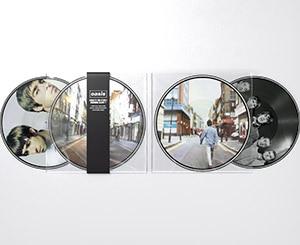 Oasis「音楽作品タイトル」