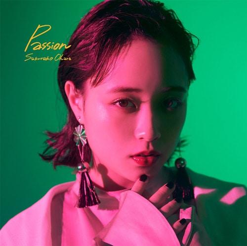 大原櫻子「Passion」通常盤