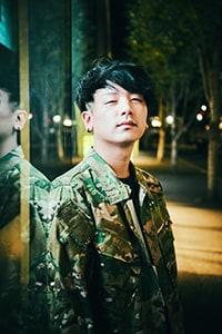 福島智朗(B, Cho)