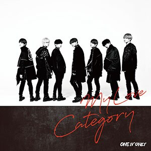 ONE N' ONLY「Category / My Love」TYPE-B
