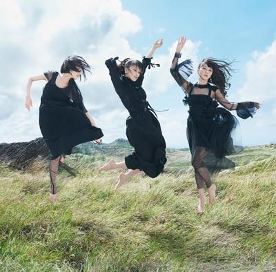 Perfume「無限未来」通常盤