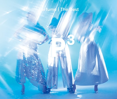"""Perfume「Perfume The Best """"P Cubed""""」通常盤"""