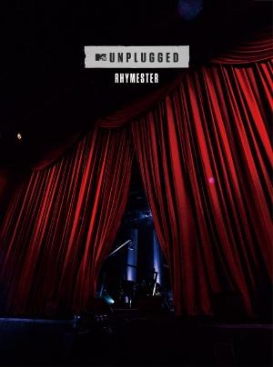RHYMESTER「MTV Unplugged: RHYMESTER」Blu-ray