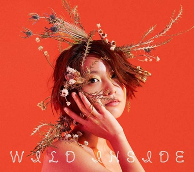 Rihwa「WILD INSIDE」初回限定盤