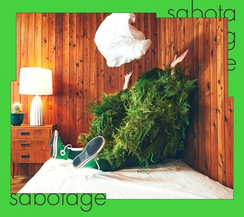 緑黄色社会「sabotage」初回生産限定盤