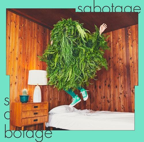 緑黄色社会「sabotage」通常盤