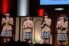「さくら学院 2014年度 ~転入式~」の様子。
