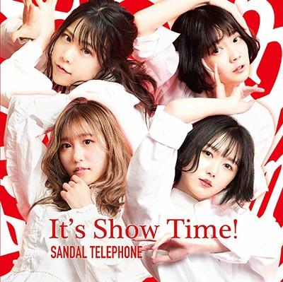 サンダルテレフォン「碧い鏡 / It's Show Time!」TYPE-RED