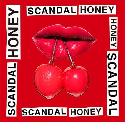 SCANDAL「HONEY」完全生産限定盤