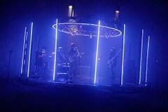 「Beautiful Circus」PV撮影風景。