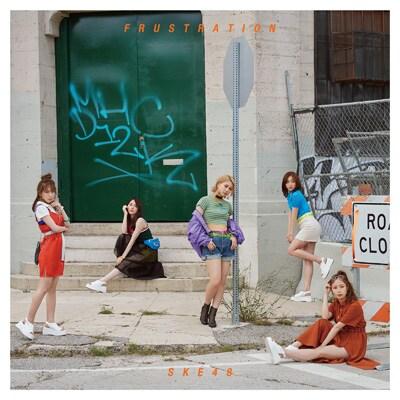 SKE48「FRUSTRATION」TYPE-A 通常盤