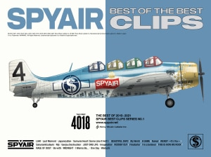 SPYAIR「BEST OF THE BEST CLIPS」Blu-ray