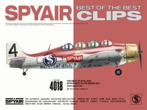SPYAIR「BEST OF THE BEST CLIPS」DVD
