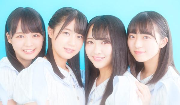 左から福田朱里、瀧野由美子、石田千穂、今村美月。