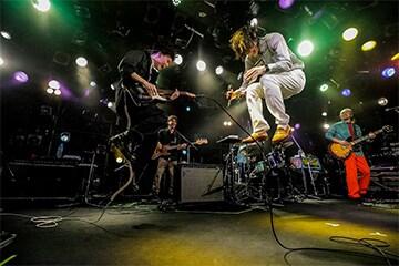 菅田将暉「菅田将暉 Premium 1st TOUR 2018」東京・渋谷CLUB QUATTROの様子。(Photo by HAJIME KAMIIISAKA)