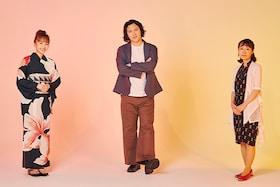 映画「すくってごらん」Blu-ray / DVD特集|百田夏菜子×尾上松也×土城温美 多くのこだわりと挑戦が詰まった劇中歌を語る
