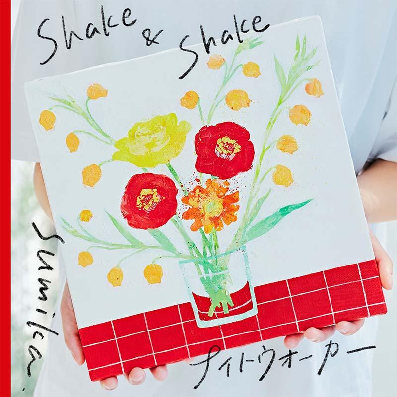 sumika「Shake & Shake / ナイトウォーカー」初回限定盤