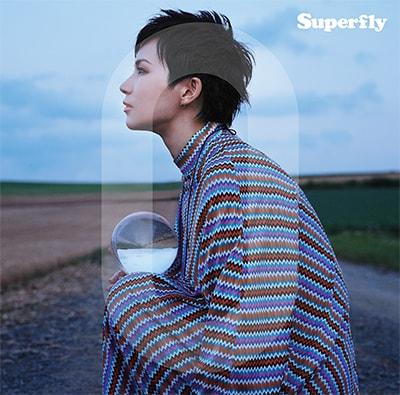 Superfly「0」通常盤