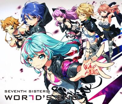 セブンスシスターズ「WORLD'S END」初回限定盤