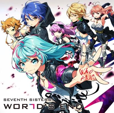 セブンスシスターズ「WORLD'S END」通常盤