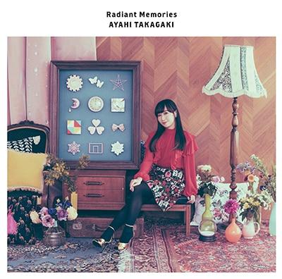 高垣彩陽「Radiant Memories」通常盤