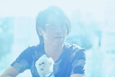 """菅波栄純と住野よるの""""本体""""。"""