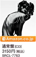 通常盤[CD] / 3150円(税込) / SRCL-7763 / Amazon.co.jpへ