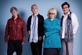 特撮が5年ぶりのニューアルバムを語る「この4人が集まれば、特撮の音はできあがる」