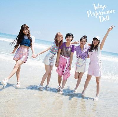 東京パフォーマンスドール「Summer Glitter」初回限定盤B