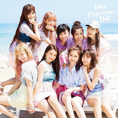 東京パフォーマンスドール「Summer Glitter」通常盤