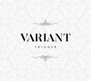 TRIGGER「VARIANT」初回限定盤Bジャケット