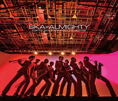 東京スカパラダイスオーケストラ「SKA=ALMIGHTY」CD+DVD盤