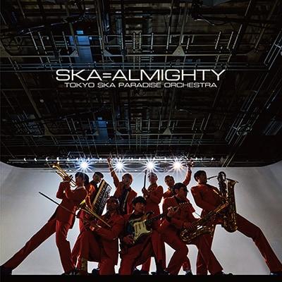 東京スカパラダイスオーケストラ「SKA=ALMIGHTY」CD ONLY盤