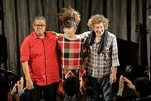 ザ・トリオ・プロジェクト feat. アンソニー・ジャクソン&サイモン・フィリップス(Photo by Takuo Sato)