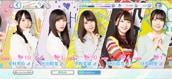 「UNI'S ON AIR」日向坂46メンバー選択画面
