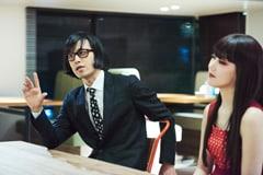 左から松永天馬(Vo)、浜崎容子(Vo)。