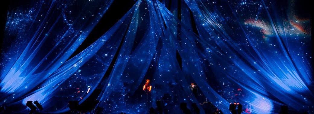 2019年3月10日に東京・TOKYO DOME CITY HALLで開催された「Uru LIVE『T.T.T.』supported by uP!!!」の様子。(撮影:西槇太一)